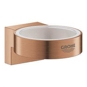 Uchwyt do dozownika do mydła Grohe Selection brushed warm sunset 41027DL0