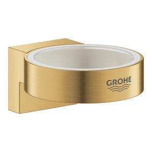 Uchwyt do dozownika do mydła Grohe Selection brushed cool sunrise 41027GN0