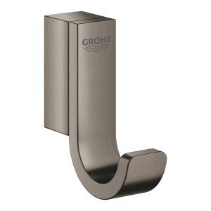 Wieszak Grohe Selection brushed hard graphite 41039AL0