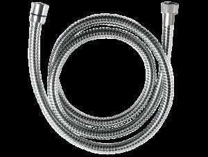 Wąż natryskowy rozciągliwy 1500-1800 mm Laveo Arno chrom CRA_04PD