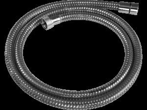 Wąż natryskowy PVC 1500 mm Laveo Goma szary/chrom CRG_94PD