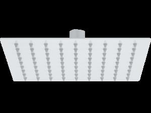 Deszczownia 200x200 mm Laveo Kvadrato Slim biały NLQ_6DAS