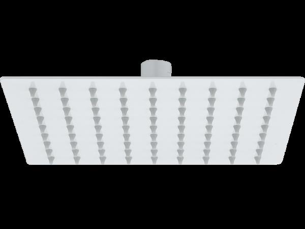 Zdjęcie Deszczownia 200×200 mm Laveo Kvadrato Slim biały NLQ_6DAS