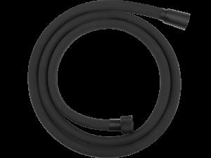 Wąż natryskowy silikonowy 1500 mm Laveo Pretto czarny CRP_74PD