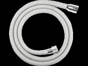 Wąż natryskowy silikonowy 1500 mm Laveo Pretto szary CRP_94PD