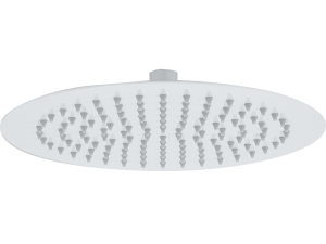 Deszczownia 250 mm Laveo Rondo Slim biały NLX_6D1S