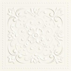 Płytka ścienna Paradyż Classy chic Bianco STR B 19,8x19,8 cm (p)