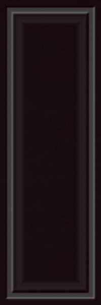 Płytka ścienna Paradyż Classy chic Nero A STR 29,8x89,8 cm (p)
