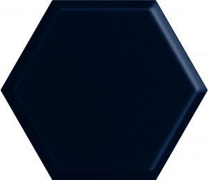 Płytka ścienna Paradyż Intense tone Blue Heksagon STR A 19,8x17,1 cm (p)