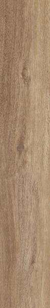 Zdjęcie Płytka podłogowa Paradyż Wood love Brown STR Mat 19,8×119,8 cm (p)