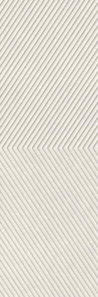 Płytka ścienna Paradyż Space dust Grys STR 29,8x89,8 cm (p)