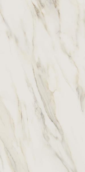 Płytka podłogowa Paradyż Calacatta sparkle Gold Poler 59,8x119,8 cm (p)