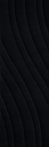 Płytka ścienna Paradyż Glitter mood Nero C STR 29,8x89,8 cm (p)