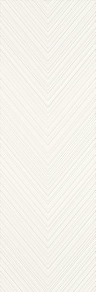 Płytka ścienna Paradyż Classy chic Bianco B STR 29,8x89,8 cm (p)