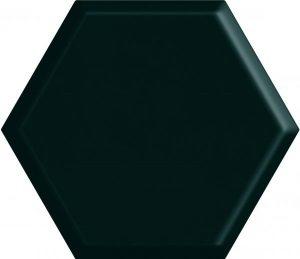 Płytka ścienna Paradyż Intense tone Green Heksagon STR A 19,8x17,1 cm (p)