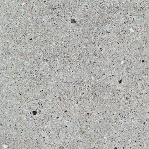 Płytka podłogowa Tubądzin Dots graphite LAP 59,8x59,8 cm