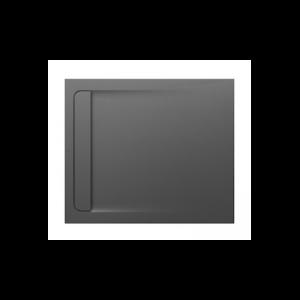 Brodzik kompozytowy prostokątny Roca Aquos STONEX® 1000x800 mm szary łupek AP6013E832001200