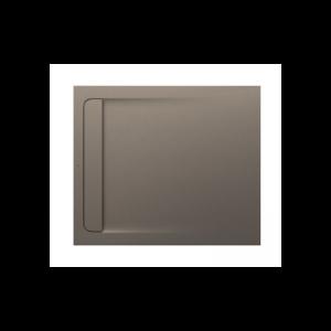 Brodzik kompozytowy prostokątny Roca Aquos STONEX® 1000x800 mm moka AP6013E832001290
