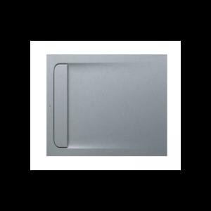 Brodzik kompozytowy prostokątny Roca Aquos STONEX® 1000x800 mm szary cement AP6013E832001300