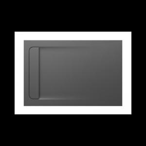 Brodzik kompozytowy prostokątny Roca Aquos STONEX® 1200x800 mm szary łupek AP6014B032001200
