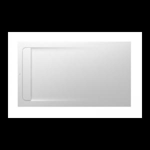 Brodzik kompozytowy prostokątny Roca Aquos STONEX® 1600x900 mm biały AP60164038401100