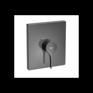 Bateria wannowa lub prysznicowa 1 – uchwytowa  podtynkowa Roca Insignia czarny A5A2B3ACN0