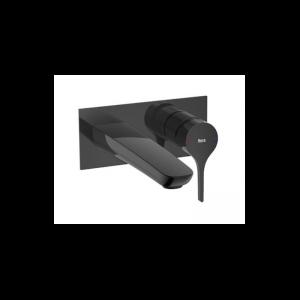 Bateria umywalkowa 1- uchwytowa podtynkowa Roca Insignia czarny A5A3C3ACN0