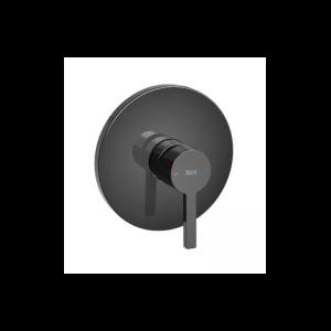 Bateria wannowa lub prysznicowa 1 – uchwytowa podtynkowa Roca Naia czarny A5A2B96CN0