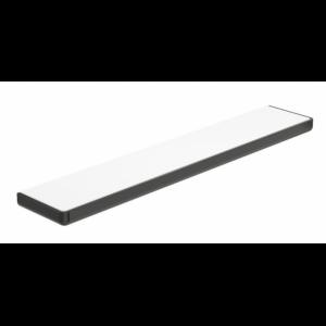 Półka łazienkowa ścienna Roca Tempo 60×11 cm Titanium black A817027022