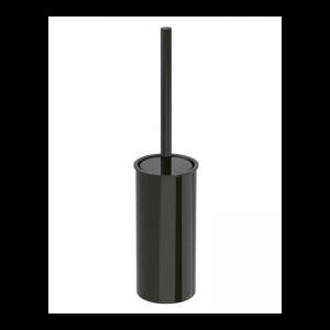 Szczotka WC stojąca Roca Tempo 41,3×9,6 cm Titanium black A817038022