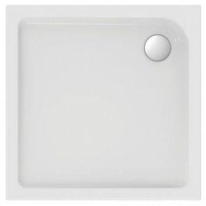 Brodzik kwadratowy Ideal Standard Connect Air KW.90 E105201 @ ^