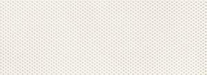 Dekor ścienny Tubądzin Coma white 32,8x89,8 cm