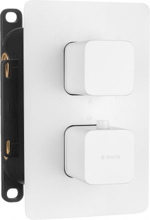Deante Box Bateria prysznicowa podtynkowa termostatyczna - zaokrąglony BXY_AECT