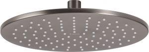Deante Cascada Titanium Deszczownica okrągła 25 cm titanium NAC_D00K