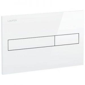 Przycisk spłukujący do WC Laufen LIS biały H8956610000001