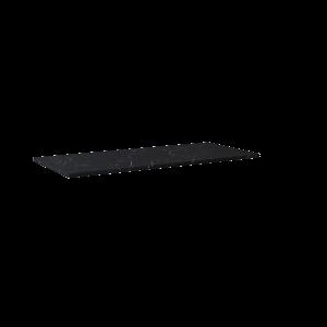 Blat marmur Elita Marquina 120x49,4x2 cm black mat 167477