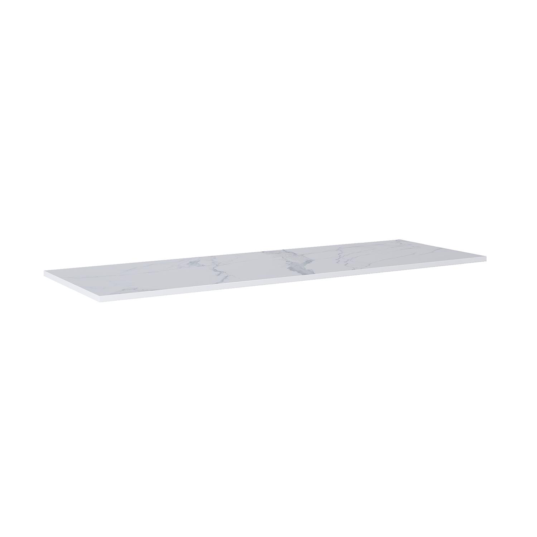 Blat marmur Elita Calacatta 190x49,4x2 cm white mat 167475