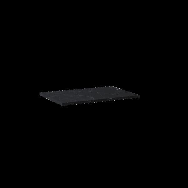 Zdjęcie Blat marmur Elita Marquina 60x46x2 cm black mat 167480