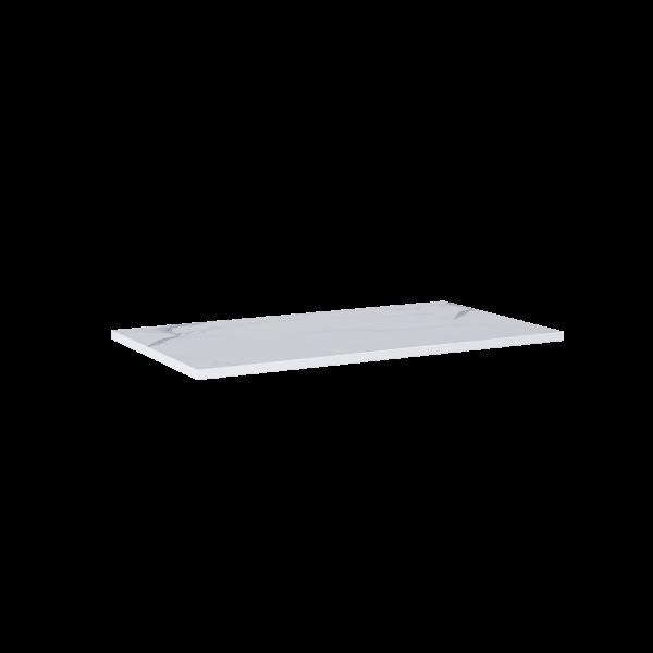 Zdjęcie Blat marmur Elita Calacatta 90×49,4×2 white mat cm 167474