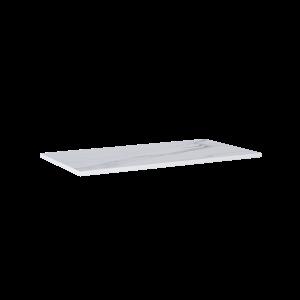 Blat Marmur Elita Calacatta 100x49,4x2 cm white mat 167805