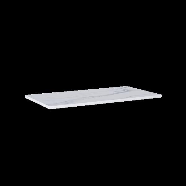 Zdjęcie Blat Marmur Elita Calacatta 100×49,4×2 cm white mat 167805