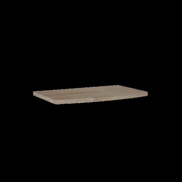 Zdjęcie Blat pełny Elita Rolly 81×49,8×2,8 cm dąb classic PCV 167801
