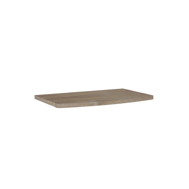 Blat pełny Elita Rolly 81x49,8x2,8 cm dąb classic PCV 167801
