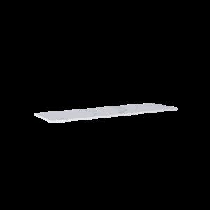Blat marmur Elita Calacatta 160x46x2 cm white mat 167405
