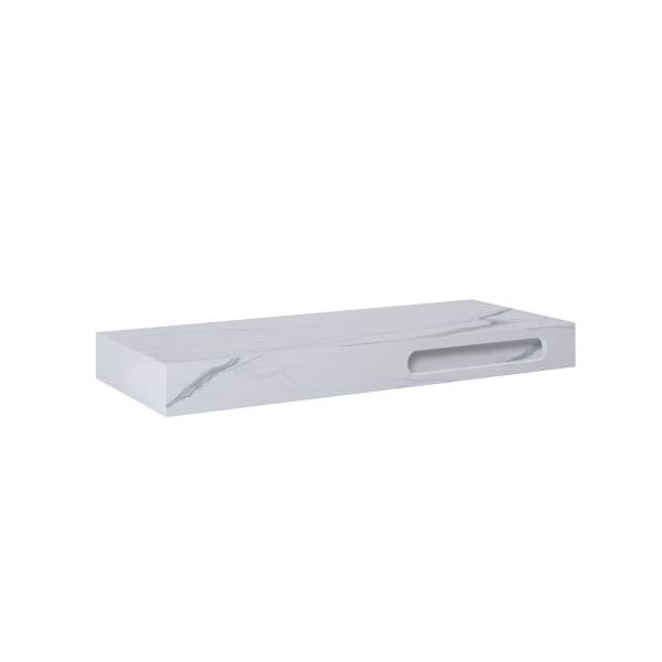Zdjęcie Konsola marmur Elita Calacatta (120×46) GR.120 white mat 167487
