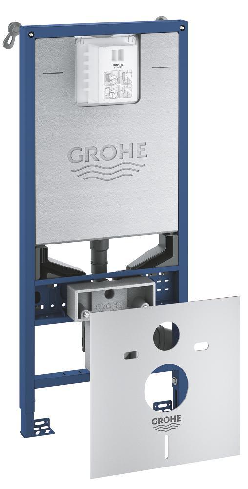 Grohe Rapid SLX Zestaw instalacyjny 3 w 1, 1,13 m 39598000 .