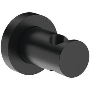 Uchwyt prysznicowy Duravit czarny mat UV0620006046