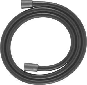 Wąż prysznicowy Duravit 160 cm czarny mat UV0610004046