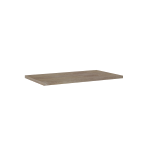 Blat pełny Elita 100x49,4x2,8 cm dąb classic PCV 167692
