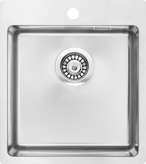 Deante Olfato Zlewozmywak 1-komorowy bez ociekacza 450x505x200 mm ZPO_010A